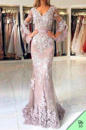Renta de vestidos de noche largos